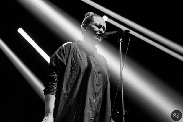 Katarzyna Nosowska / Hey Unplugged / Wrocław 2014 fot. KJ/TDGM