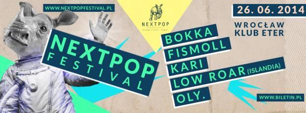 Nextpop Festival 2014