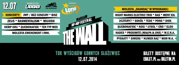 The Wall Warsaw Hip-Hop Festival