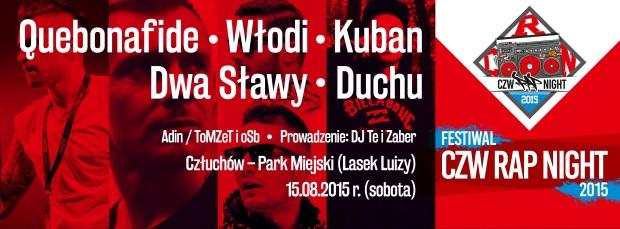 CZW Rap Night 2015