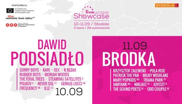 Liveurope Showcase