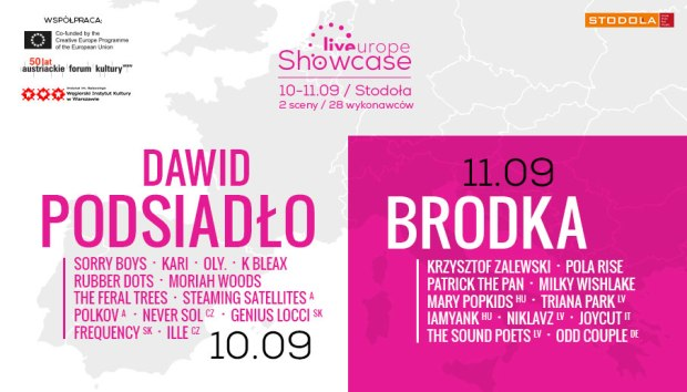 Liveurope Showcase
