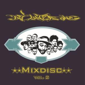 "DJ Luter One ""Mixdisc vol. 2"""