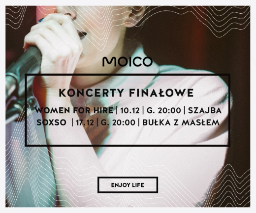Moico Enjoy Music 2015: koncerty finałowe