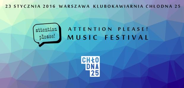Attention Please! Music Festival