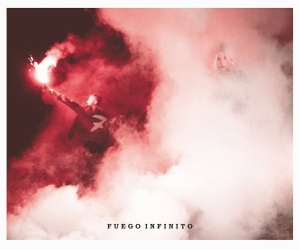 "Kartky ""Fuego Infinito"""