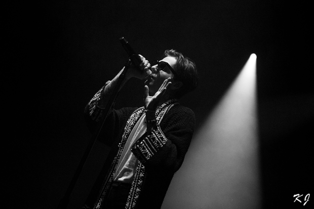 Jesse Rutherford / The Neighbourhood / Poznań 2016 fot. KJ/TDGM