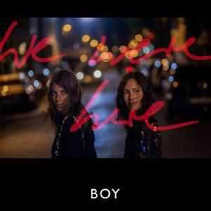 """Boy """"We Were Here"""""""