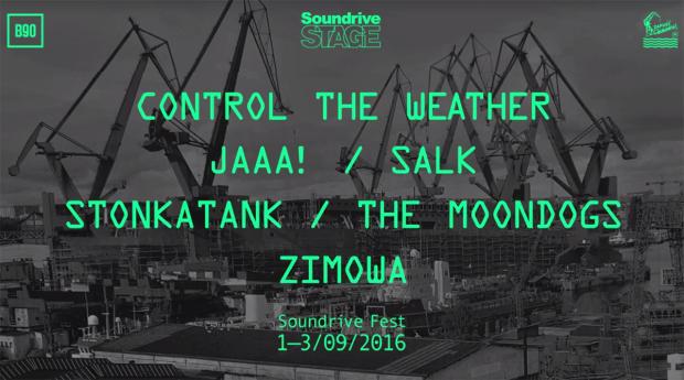 Kolejne polskie zespoły w line-upie Soundrive Fest 2016