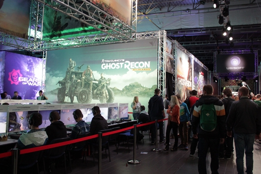 Warsaw Games Week 2016