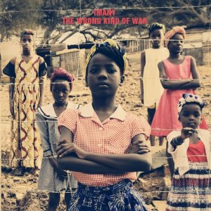 "Imany ""The Wrong Kind of War"""